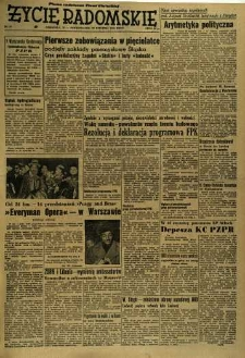 Życie Radomskie, 1956, nr 18