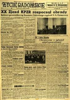 Życie Radomskie, 1956, nr 39