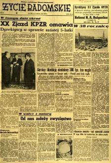 Życie Radomskie, 1956, nr 46