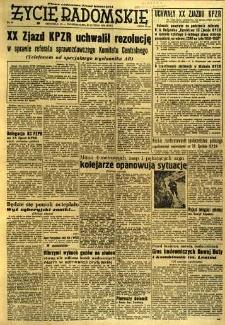 Życie Radomskie, 1956, nr 48