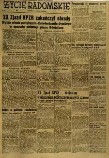 Życie Radomskie, 1956, nr 49