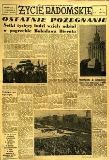 Życie Radomskie, 1956, nr 66