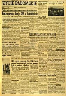 Życie Radomskie, 1956, nr 83