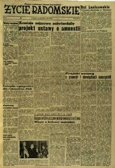 Życie Radomskie, 1956, nr 97