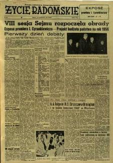 Życie Radomskie, 1956, nr 98