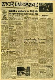 Życie Radomskie, 1956, nr 99