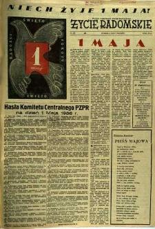 Życie Radomskie, 1956, nr 103