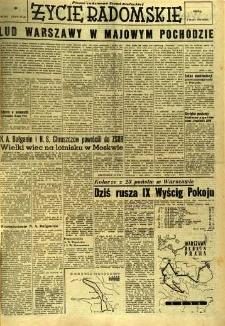 Życie Radomskie, 1956, nr 104