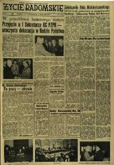 Życie Radomskie, 1956, nr 114