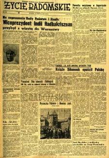 Życie Radomskie, 1956, nr 139
