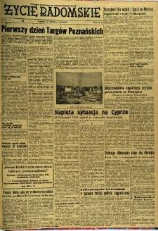 Życie Radomskie, 1956, nr 145