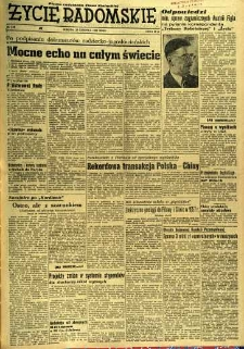 Życie Radomskie, 1956, nr 149