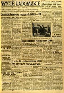 Życie Radomskie, 1956, nr 167