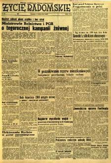 Życie Radomskie, 1956, nr 169