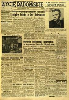 Życie Radomskie, 1956, nr 196