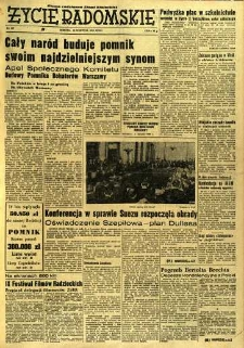 Życie Radomskie, 1956, nr 197