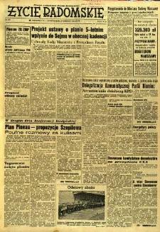 Życie Radomskie, 1956, nr 198