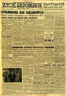 Życie Radomskie, 1956, nr 203