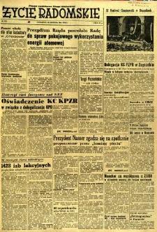 Życie Radomskie, 1956, nr 207