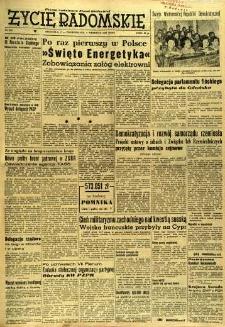 Życie Radomskie, 1956, nr 210