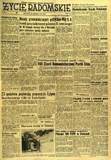 Życie Radomskie, 1956, nr 225