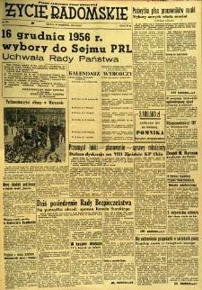 Życie Radomskie, 1956, nr 230