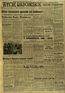 Życie Radomskie, 1956, nr 250