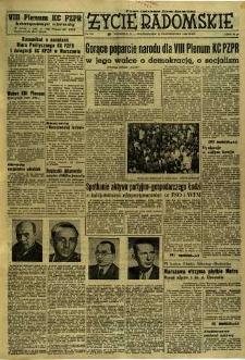 Życie Radomskie, 1956, nr 252