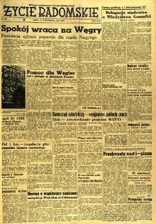 Życie Radomskie, 1956, nr 260