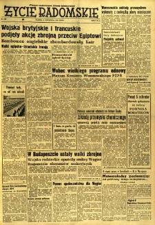Życie Radomskie, 1956, nr 262