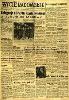 Życie Radomskie, 1956, nr 274