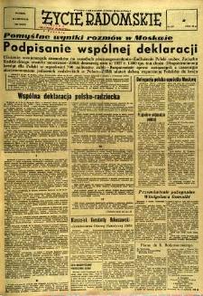 Życie Radomskie, 1956, nr 277