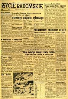 Życie Radomskie, 1956, nr 285