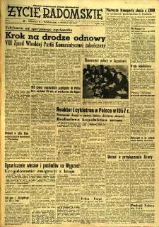 Życie Radomskie, 1956, nr 300
