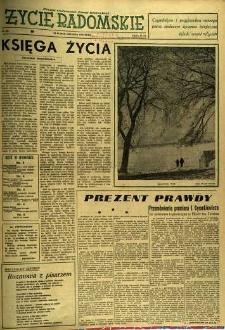 Życie Radomskie, 1956, nr 307