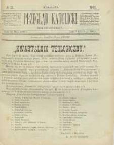 Przegląd Katolicki, 1902, R. 40, nr 21