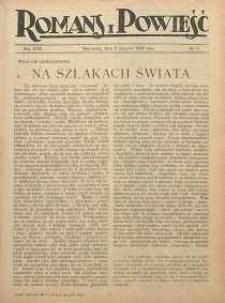 Romans i Powieść, 1926, R. 18, nr 6