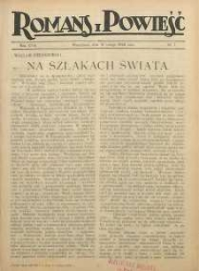 Romans i Powieść, 1926, R. 18, nr 7