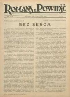 Romans i Powieść, 1926, R. 18, nr 10