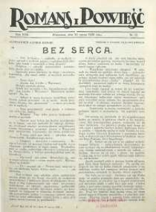 Romans i Powieść, 1926, R. 18, nr 12