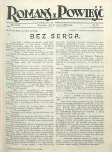 Romans i Powieść, 1926, R. 18, nr 13