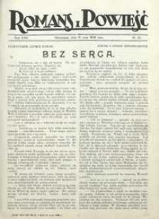 Romans i Powieść, 1926, R. 18, nr 20