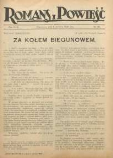 Romans i Powieść, 1926, R. 18, nr 23