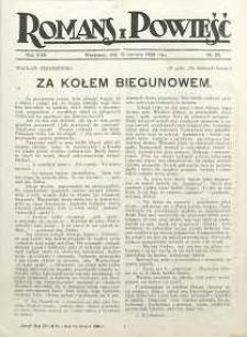 Romans i Powieść, 1926, R. 18, nr 25