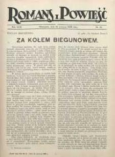 Romans i Powieść, 1926, R. 18, nr 26