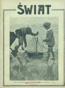 Świat, 1926, R. 21, nr 35