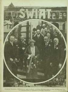 Świat, 1926, R. 21, nr 36
