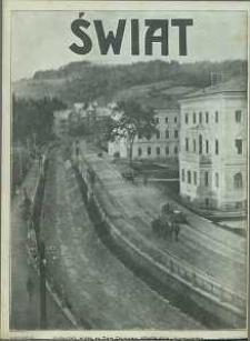 Świat, 1926, R. 21, nr 38