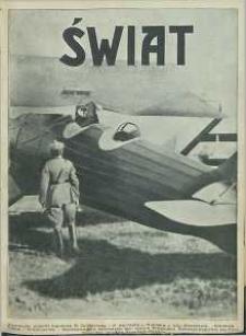 Świat, 1926, R. 21, nr 40