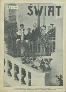 Świat, 1926, R. 21, nr 44